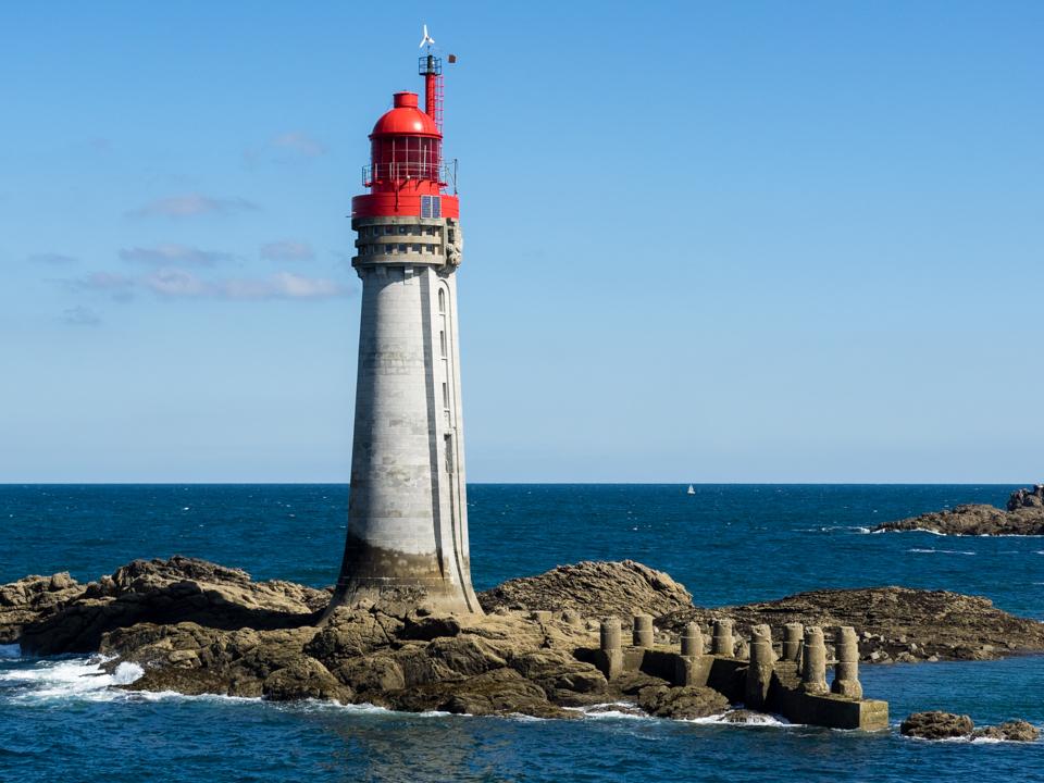 Le phare du Grand Jardin